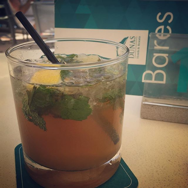 Mojito. Gran Canaria #holiday #celebrate #sunday #funday #fuenfegradeseinlassen #hothotheat