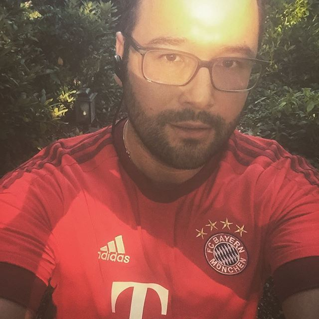 Little evening run #underarmour #fcbayern #wiemsdorf #jogging #grindhard #beastmode #adidas