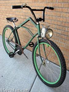 Bike of Frankenstein