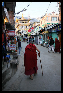 Street of McLeodganj