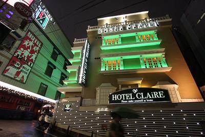 Love hotels of Shibuya