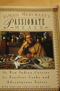 Cover of Ismail Merchants Cookbook