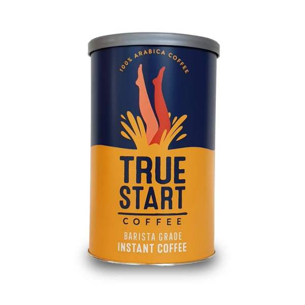 Instant Barista Colombian - 100g Tin x 10 by TrueStart Available on LocoSoco