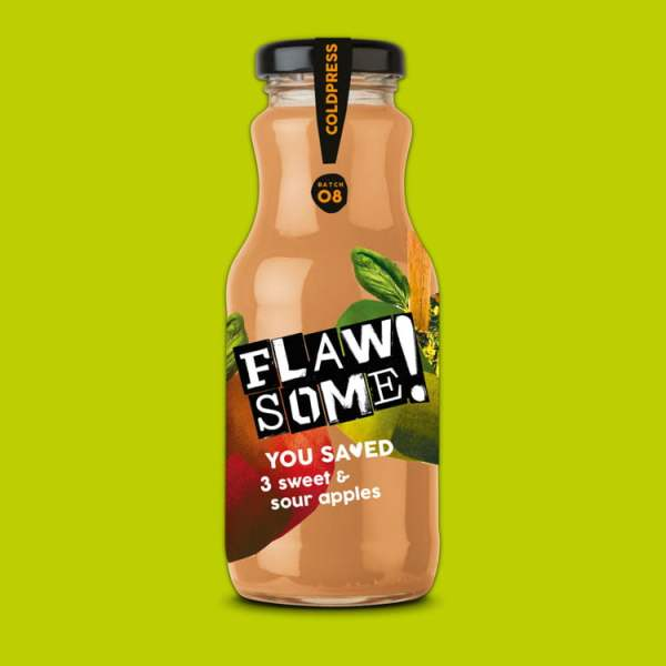 Sweet and Sour Apple - 250ml - Available on LocoSoco