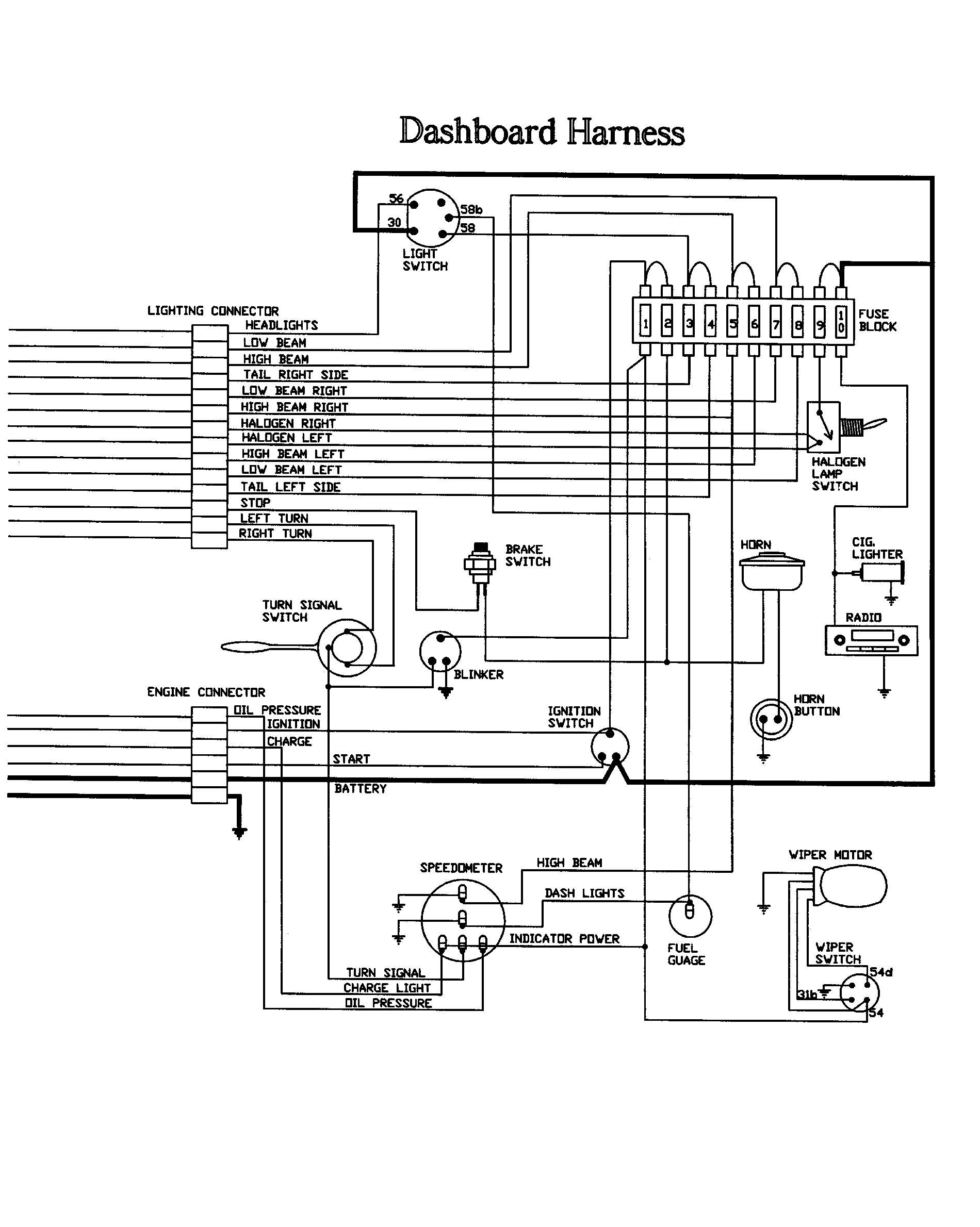 180sx Wiring Diagram