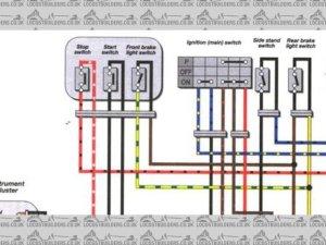 5pw R1 2002 wiring vs 2003