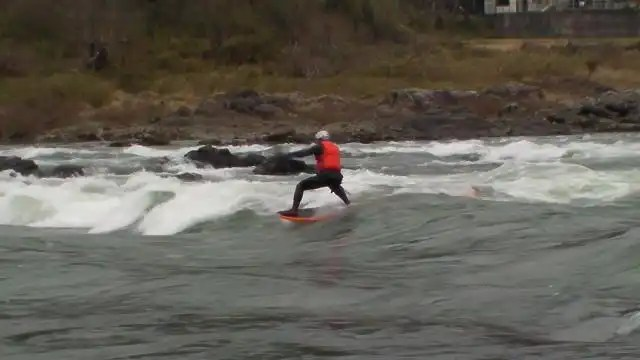 SUP wars – SUP surfing vs River SUP