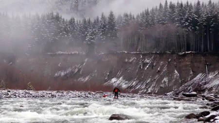 Winter SUP Tips – Paddling the off Season
