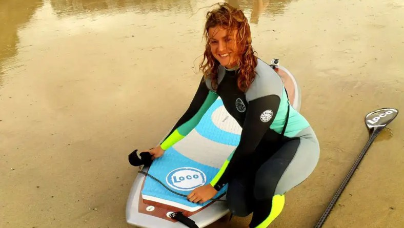 Tina Beresford joins the Loco SUP Asylum