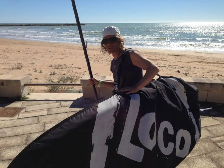 2017 Loco Stand Up Paddle Board Bags