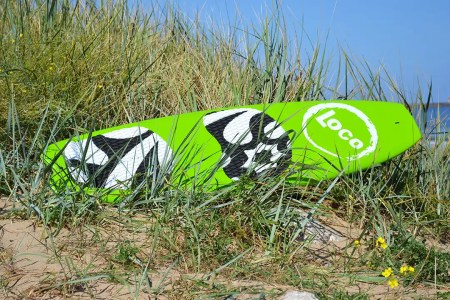 Loco Simmons Directional Kite Board