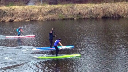 Northern Winter SUP League – Race 2