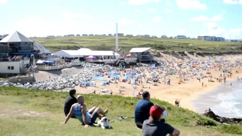 Loco at BoardMasters