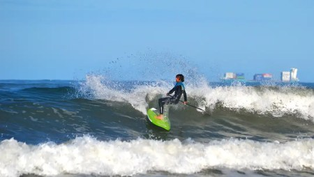 Are SUP Party Waves Acceptable?