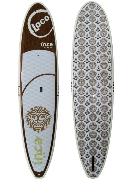 2017 Loco Inca Nose Rider SUP Paddle Board