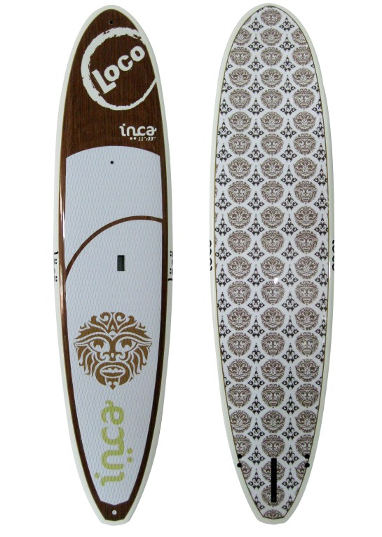 Loco Inca Nose Rider SUP Paddle Board