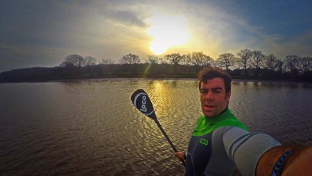 Louis Kirchell Joins The Loco SUP Race Team