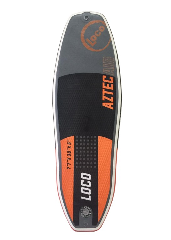 7'7''-Loco-Aztec-Air-iSUP-Orange-Premium-WindSUP-Amazon