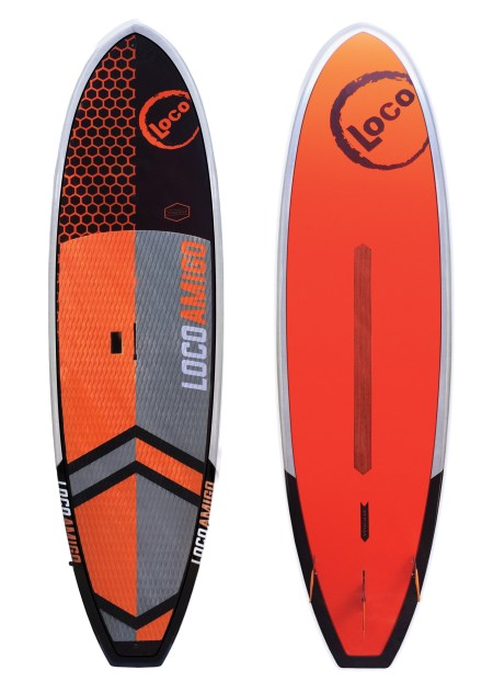 2018 Loco Amigo Stand Up Paddle Board With WindSUP