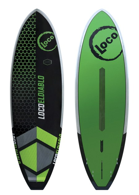 2019 Loco El Diablo Stand Up Paddle Board
