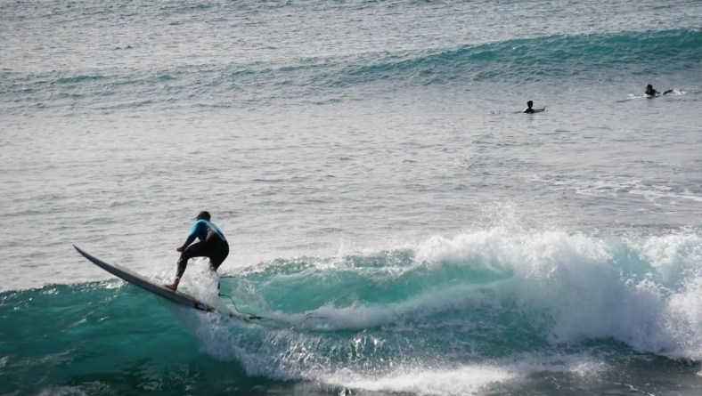 Loco's SUP Surfing Review of Las Americas, Tenerife