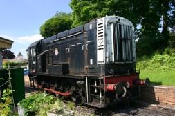 Alresford - class 08 D3358