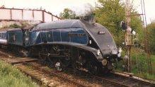 1997 - Ropley - A4 class - 60007 Sir Nigel Gresley