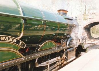 002 - Bishops Lydeard - 60xx King Class 6024 King Edward I