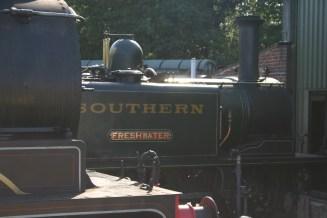 Isle of Wight Steam Railway - Havenstreet - W24 Calbourne & A1X Terrier - W8 Freshwater