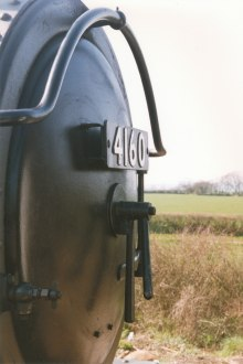 012 - Bishops Lydeard - 5101 large prairie class 4160