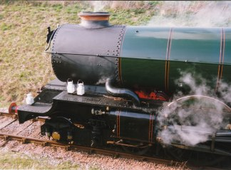 018 - Washford - 60xx King Class 6024 King Edward I