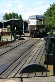 Didcot Railway Centre - Diesel Railcar No 22