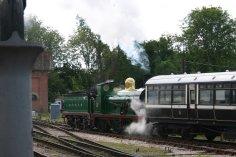 Bluebell Railway - Sheffield Park - SECR C class 592