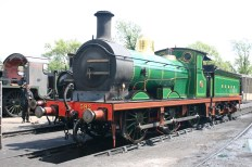 2011 - Bluebell Railway - Sheffield Park - C class - 592