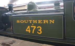 2011 - Bluebell Railway - Sheffield Park - Ex LBSCR E4 B473