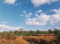 1997 - Kent & East Sussex Railway - Between Rolvenden & Wittersham - 1638