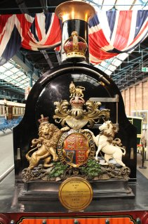2013 National Railway Museum York - The Great Gathering - LBSCR B1 class - 0-4-2 214 Gladstone