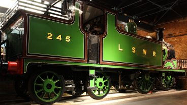 2013 National Railway Museum York - The Great Gathering - LSWR M7 Tank - 245