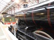 2013 - STEAM Museum of the GWR - Swindon - BR 78xx Class 7821 Ditcheat Manor & 4000 class 4003 Lode Star