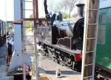 2014 - Swanage Railway - Swanage - Ex-LSWR M7 class - BR 30053