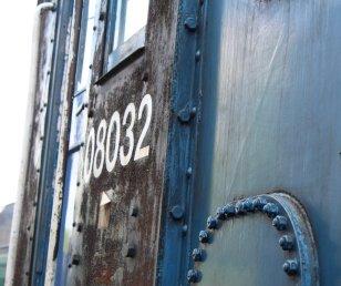 2014 - Watercress Railway - Ropley - Class 08 - 08032
