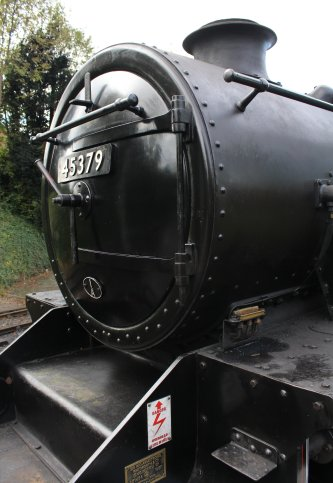 2014 Autumn Steam Gala Watercress Line - Alresford - Ex-LMS Black 5MT 45379