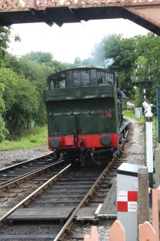 South Devon Railway Buckfastleigh July 2015 64xx 6412 (2)