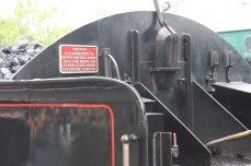 Kent and East Sussex Railway Tenterden August 2015 (62) 2-6-0 mogul 21C class Norwegian State Railways (Norwegian Norges Statsbaner AS) 376 (19) Norwegian