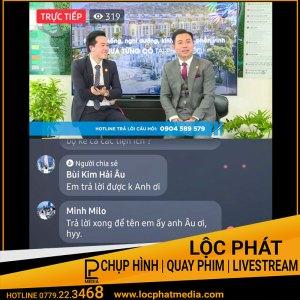 Dịch vụ livestream lưu ý