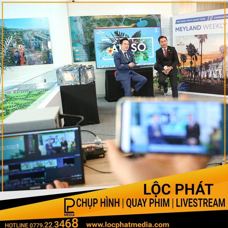 Dịch vụ livestream chuyên nghiệp tại Tân Bình