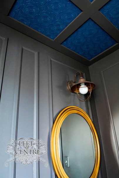 Mirror and Ceiling