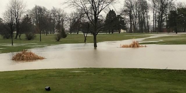 golf in Dayton, Ohio