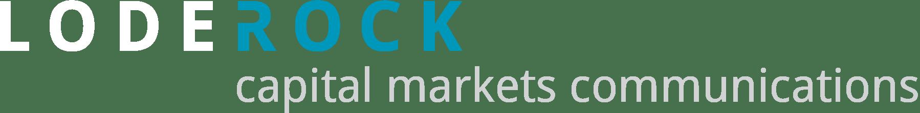 LodeRock capital markets communications