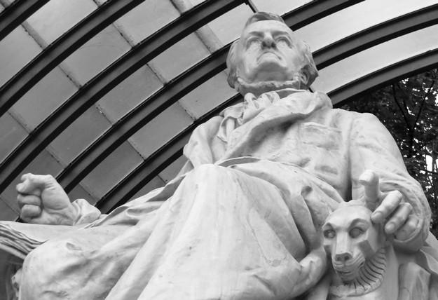Richard-Wagner-Denkmal Berlin © Lodewijk Muns 2018